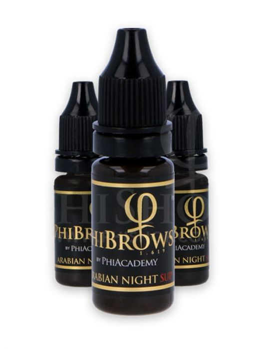 PHIBROWS ARABIAN NIGHT SUP PIGMENT 10ML