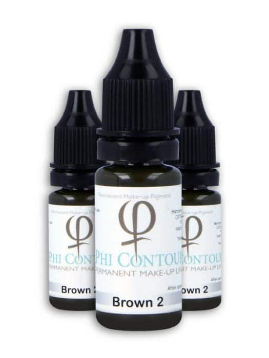 PHICONTOUR BROWN 2 PIGMENT 10ML
