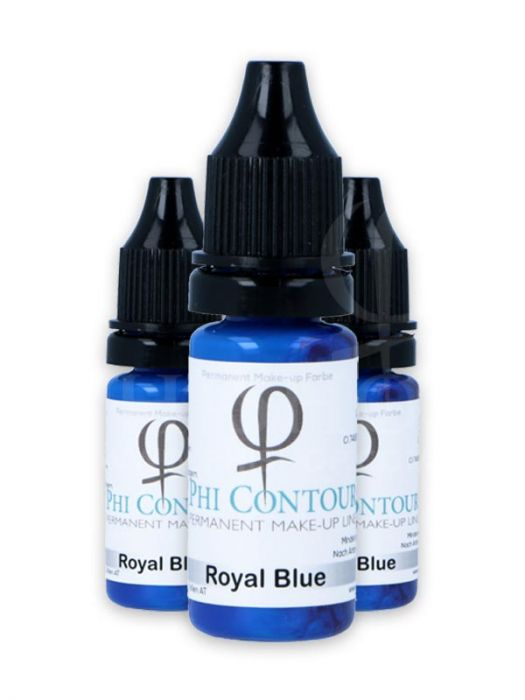 PHICONTOUR ROYAL BLUE PIGMENT 10ML