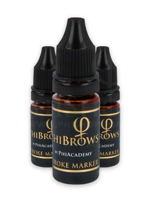 PHIBROWS GOLDENBROWN SUP PIGMENT 10ML