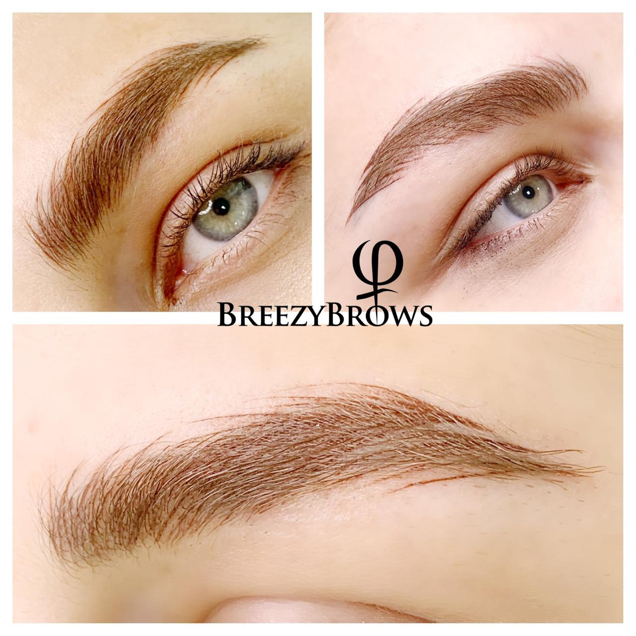 BreezyBrows Perfection Course